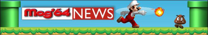 Mag64 News